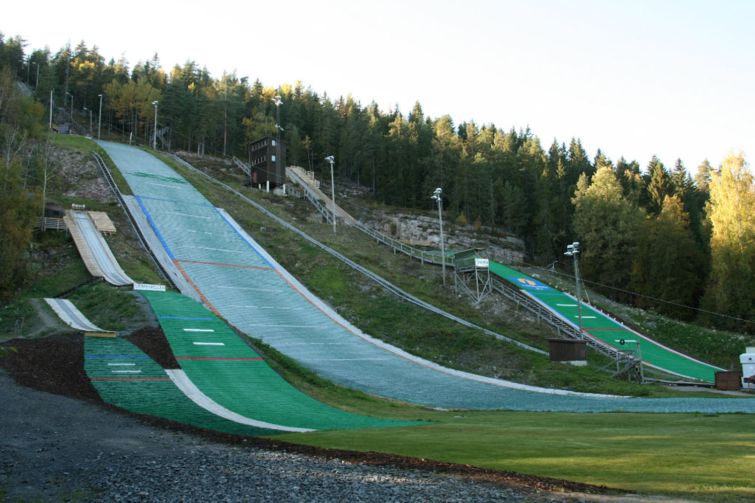 Gjerpenkollen Norway K-10 K-35